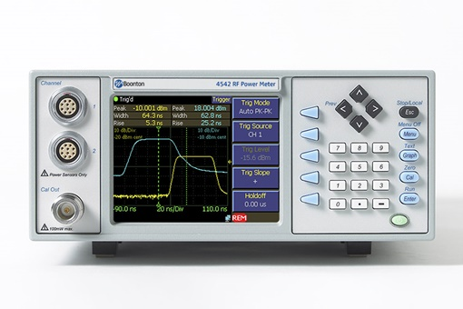 Boonton Electronics > Products > RF Power Meters > 4540 Peak