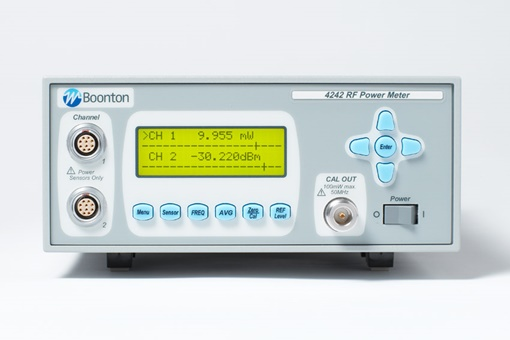 Boonton Electronics > Products > RF Power Meters > 4240 RF
