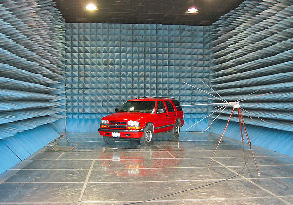 Automotive RF Immunity Testing using Peak Power Meters